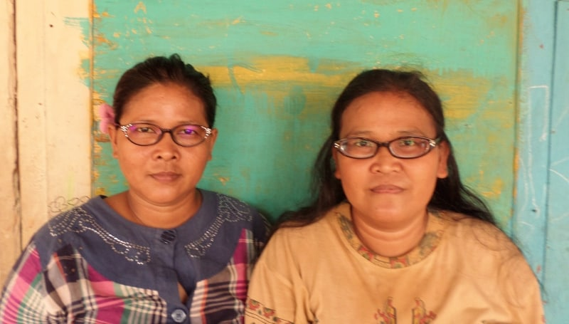 Eye glasses provided by XSProject transforming lives