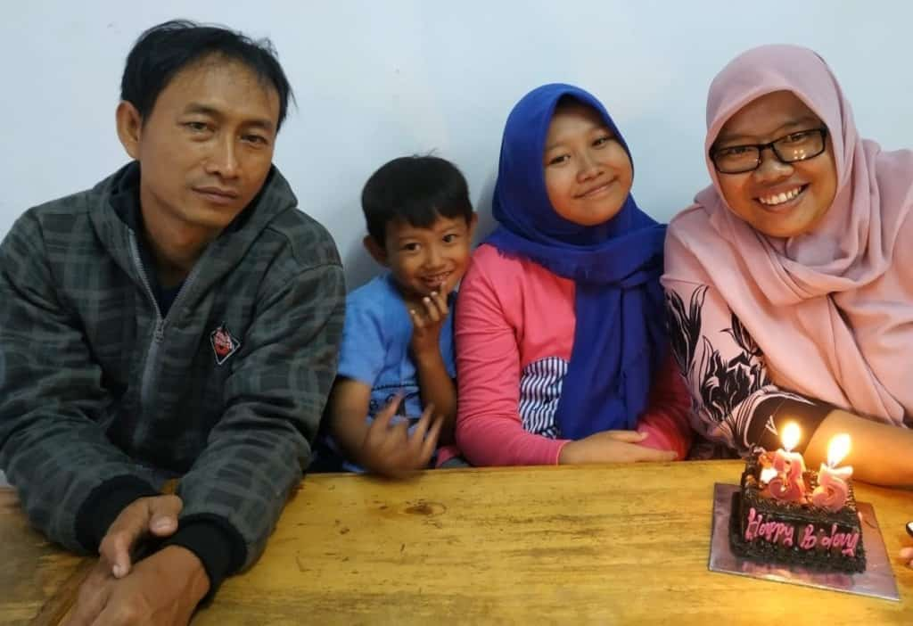 Aminah and her family - XSProject